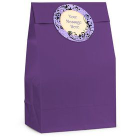 Evil Heirs Personalized Favor Bag (12 Pack)
