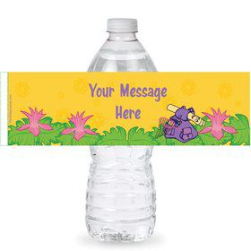 Explorer Friends Personalized Bottle Labels (Sheet of 4)
