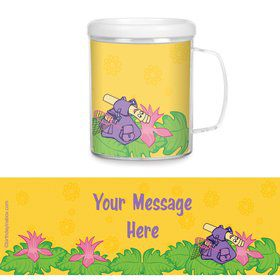 Explorer Friends Personalized Favor Mugs (Each)