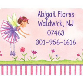 Fairy Party Personalized Address Labels (Sheet of 15)
