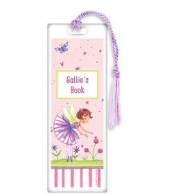 Fairy Party Personalized Bookmark (each)