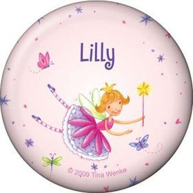 Fairy Party Personalized Button (each)