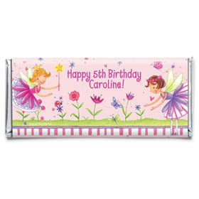 Fairy Party Personalized Candy Bar Wrapper (Each)