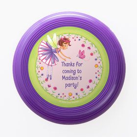 Fairy Party Personalized Mini Discs (Set of 12)