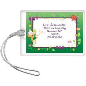 Fairy Personalized Luggage Tag (each)