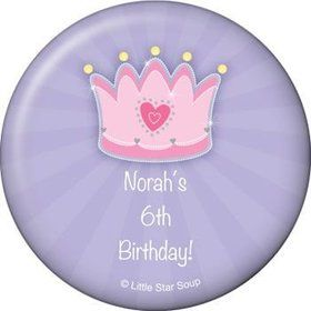 Fairytale Princess Personalized Magnet (each)