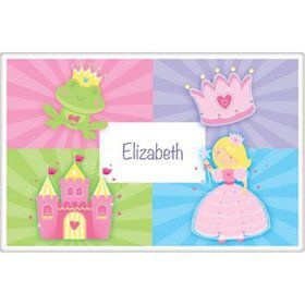 Fairytale Princess Personalized Placemat (each)
