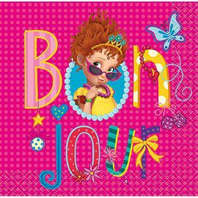 Fancy Nancy Beverage Napkins (16)