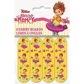 Fancy Nancy Emery Boards (8)