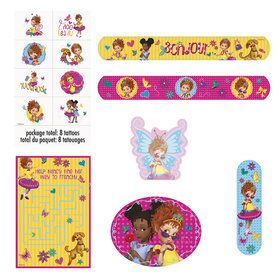 Fancy Nancy Mega Mix Favor Pack (48pcs)