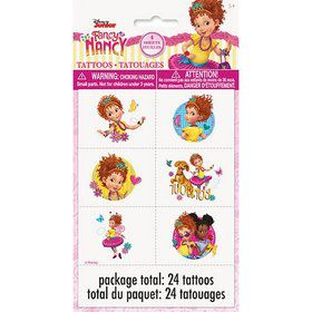 Fancy Nancy Tattoos (24)