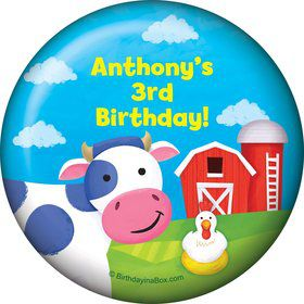 Farm Animals Personalized Magnet (each)