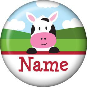 Farmhouse Fun Personalized Mini Button (Each)