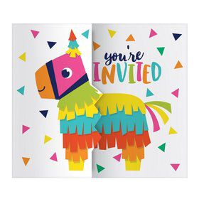 Fiesta Fun Invitations (8)