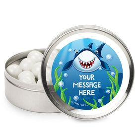 Fin Fun Personalized Mint Tins (12 Pack)