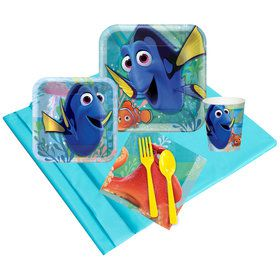 Finding Dory 24 Guest Party Pack