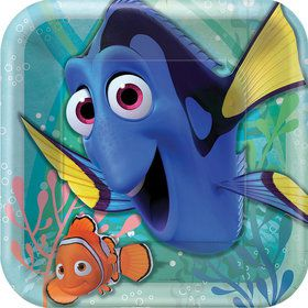 "Finding Dory 9"" Luncheon Plate (8 Count)"