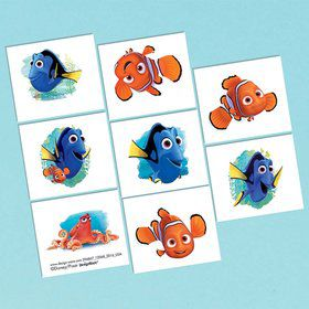 Finding Dory Tattoo Sheet (1)