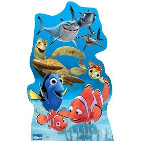 Finding Nemo Group Cardboard Standup (Each)