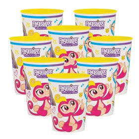 Fingerlings 16oz Plastic Favor Cup (8)