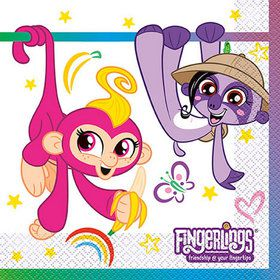 Fingerlings Luncheon Napkins (16)