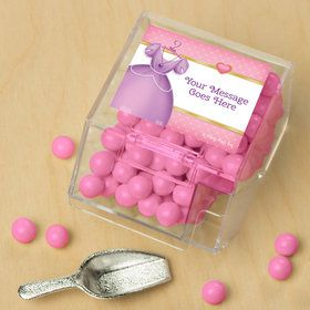 First Princess Personalized Candy Bin with Candy Scoop (10 Count)