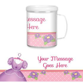 First Princess Personalized Favor Mug (Each)