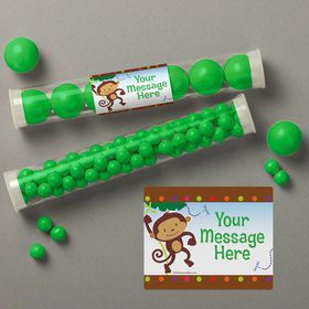 Fisher Price Baby Personalized Candy Tubes (12 Count)