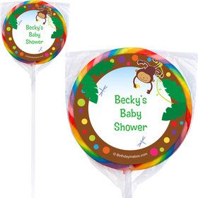 Fisher Price Baby Personalized Lollipops (12 Pack)