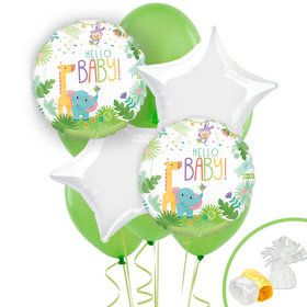 Fisher Price Hello Baby Balloon Bouquet