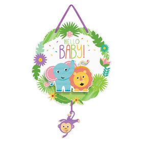 Fisher Price Hello Baby Hanging Sign (1)