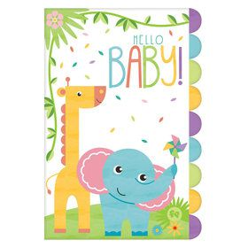 Fisher Price Hello Baby Invitations (8)