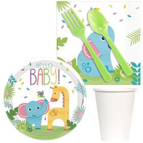 Fisher Price Hello Baby Shower Snack Pack for 16