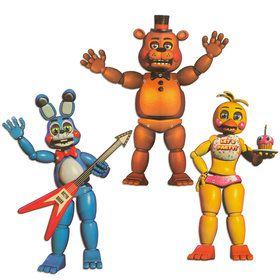 "Five Nights at Freddy's 20"" Character Cutouts (3 Pieces)"