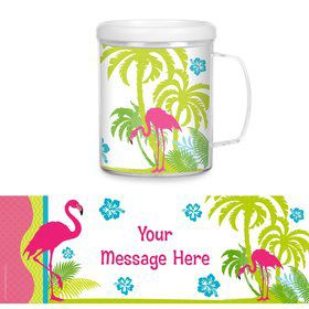 Flamingo Personalized Favor Mug (Each)