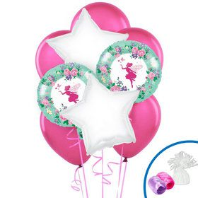 Floral Fairy Balloon Bouquet Kit