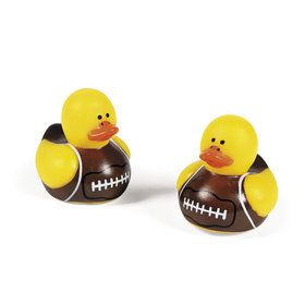 Football Mini Rubber Ducks (24)