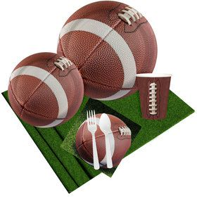 Football Party Pack (8 Count)