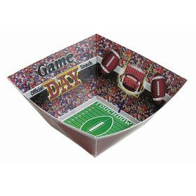 Football Party Paper Bowls (2)
