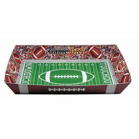Football Party Paper Snack Tray (2)