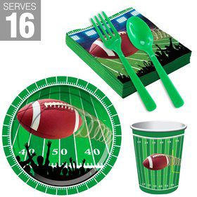 Football Party Snack Pack For 16