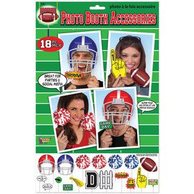 Football Photo Booth Props (18)