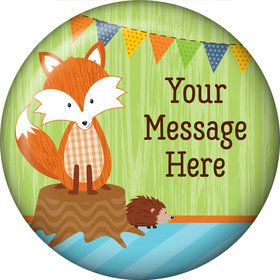 Fox Personalized Magnet (Each)