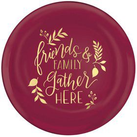Friends & Family Dessert Coupe Plates