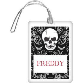 Fright Night Personalized Bag Tag (Each)