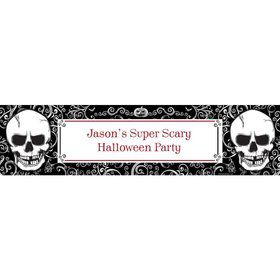 Fright Night Personalized Banner (Each)