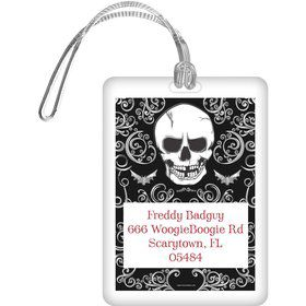 Fright Night Personalized Luggage Tag (Each)