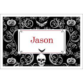 Fright Night Personalized Placemat (Each)