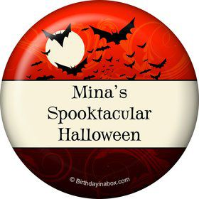 Frightful Personalized Magnet (Each)