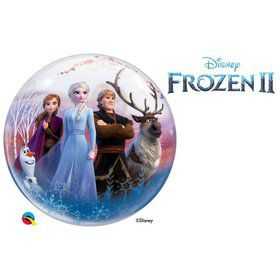 "Frozen 2 22"" Bubble Balloon"